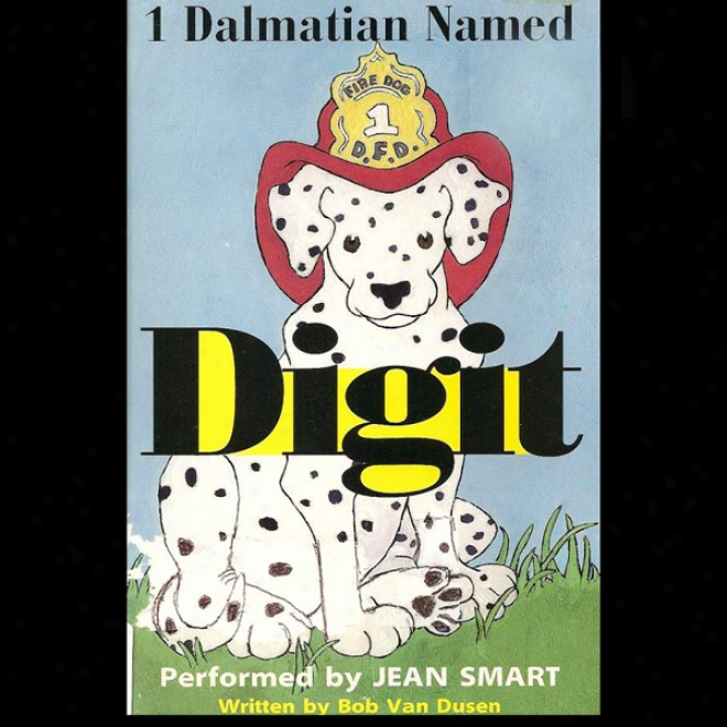 1 Dalmatian Named Digit