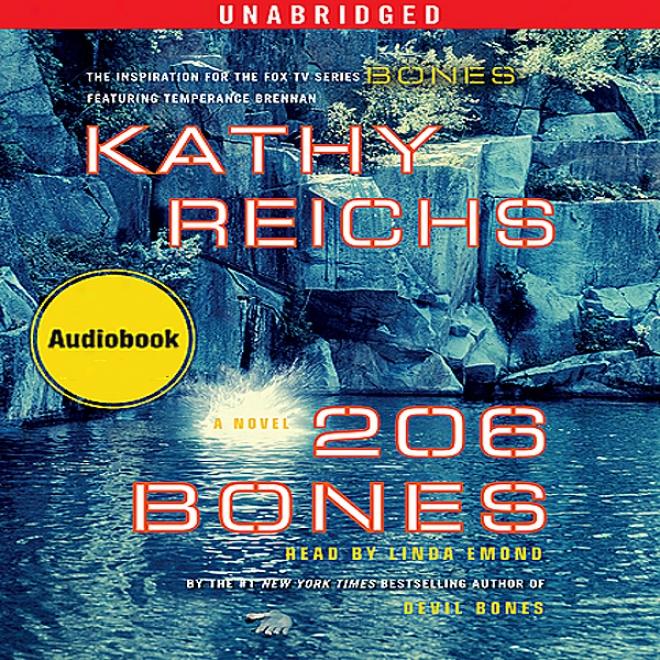 206 Bones: A Novel (unabridged)