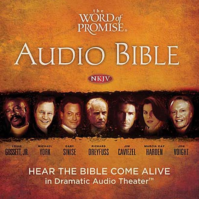 (22) Hosea-joel-obadiah-jonah-micah, The Word Of Promise Audio Bible: Nkjv (unabridged)