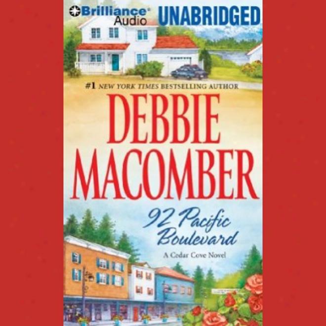91 Pacific Boulsvard: Cedar Cove, Book 9 (unabridged)