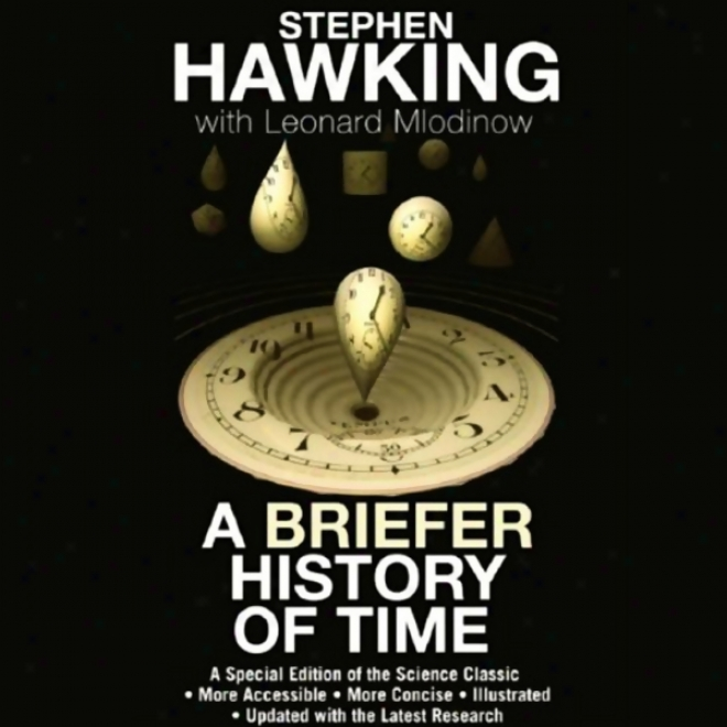 A Briefer History Of Time (unabridged)