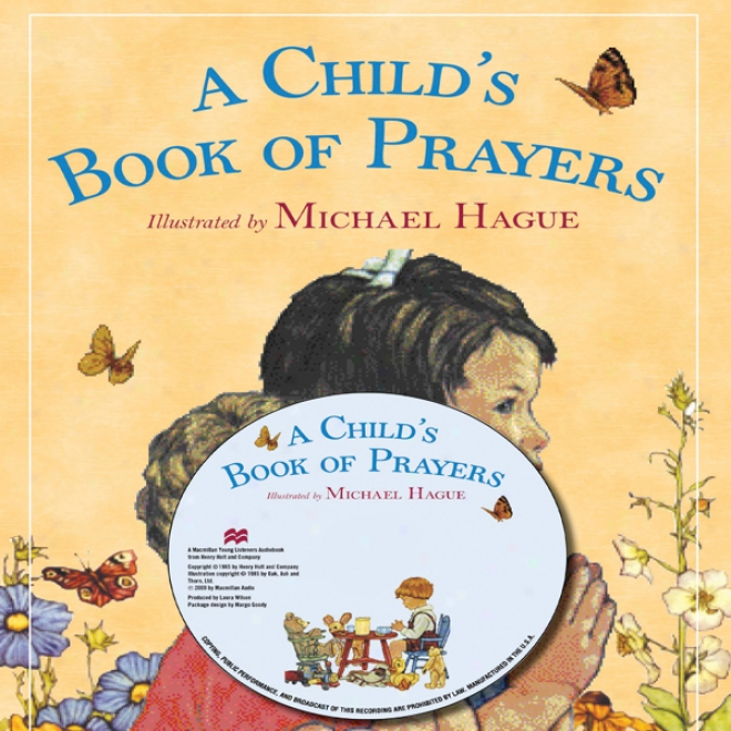 A Child's Book Of Prayers (unabridged)