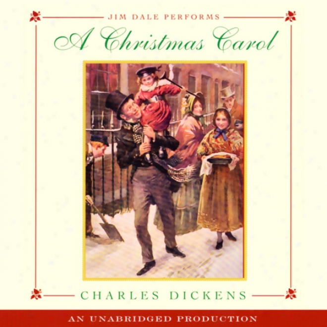 A Christmas Carol [listening Library Version] (unabridged)