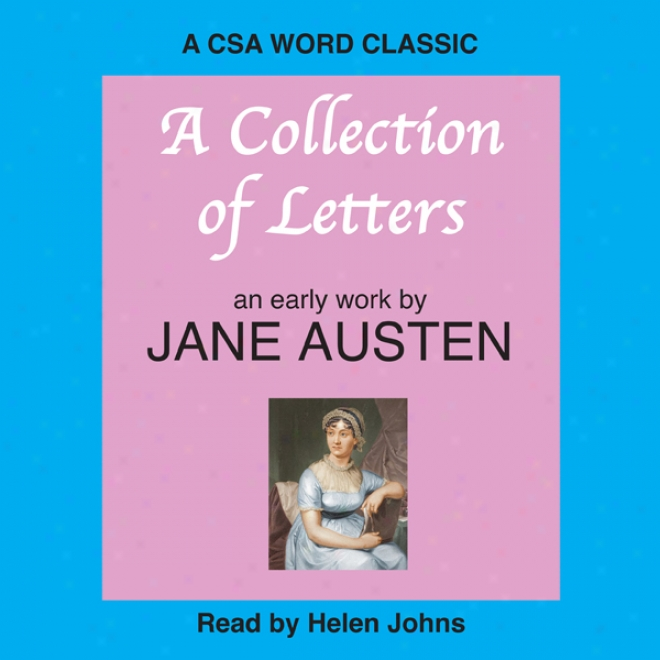 A Collection Of Letters (unabridged)