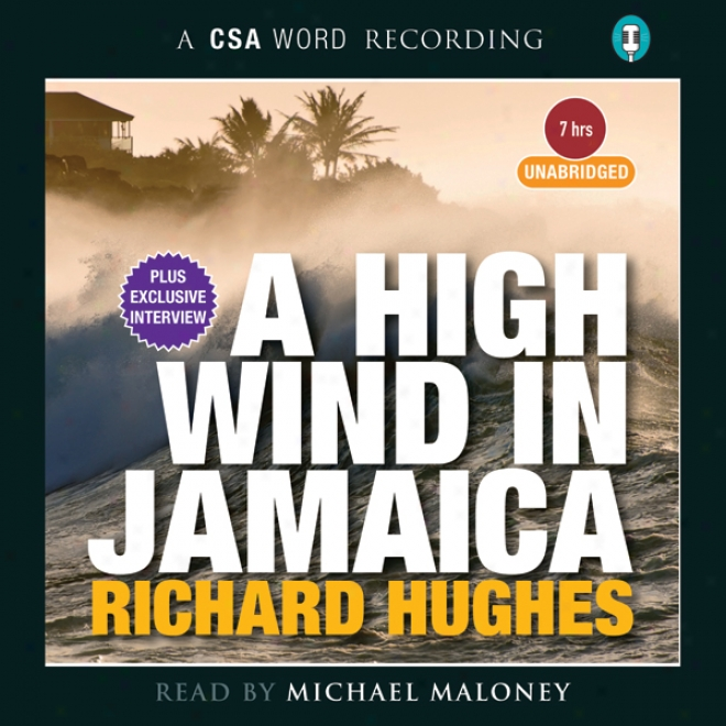 A High Wind In Jamaica (unabridged)