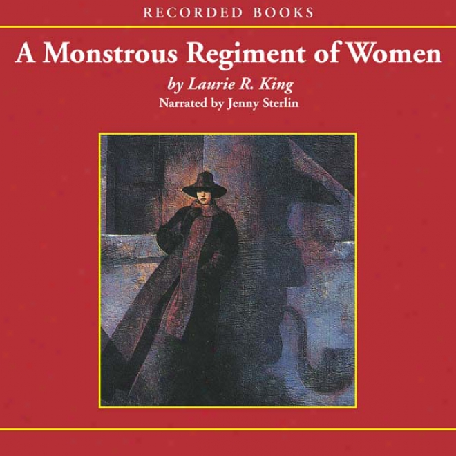 A Monstrous Regiment Of Women (unabridged)