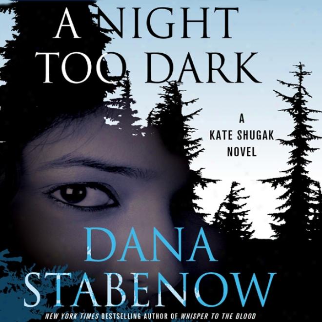 A Night Too Dark: A Kate Shugai Novel (unabridged)