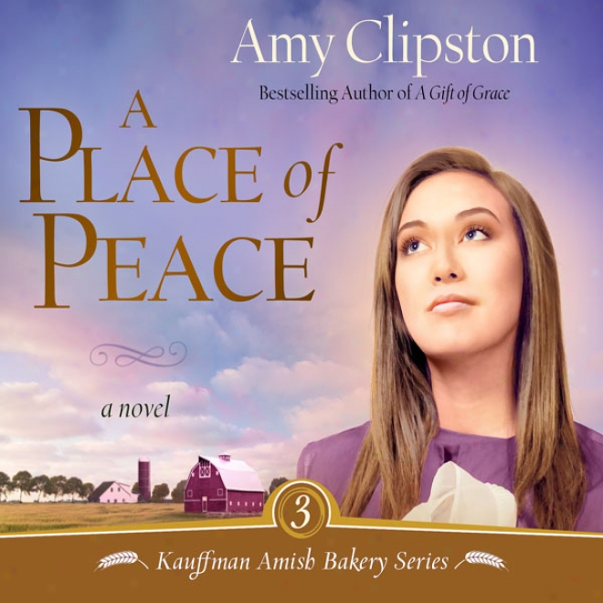 A Place O fPeace: Kauffman Amish Bakery Series (unabridged)