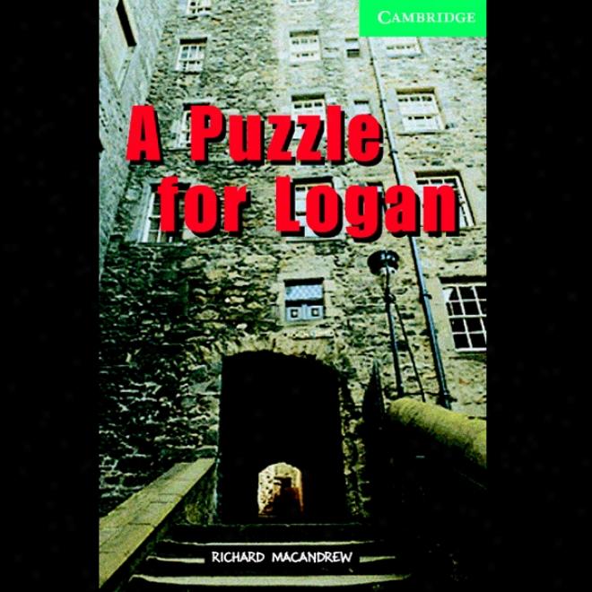 A Puzzle For Logan (unabridged)