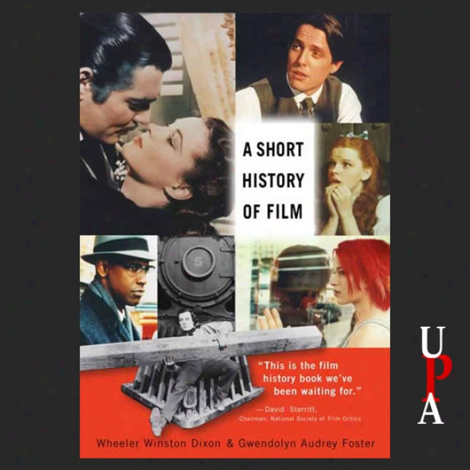 A Short History Of Film (unabridged)