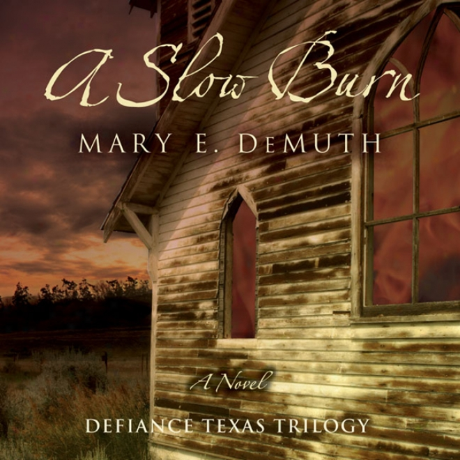 A Slow Burn: Defiance Texas Trilogy, Book 2 (unabridged)