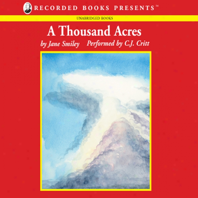 A Thousand Acres (unabrdged)