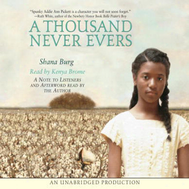 A Thousand Never Evers (unabridged)