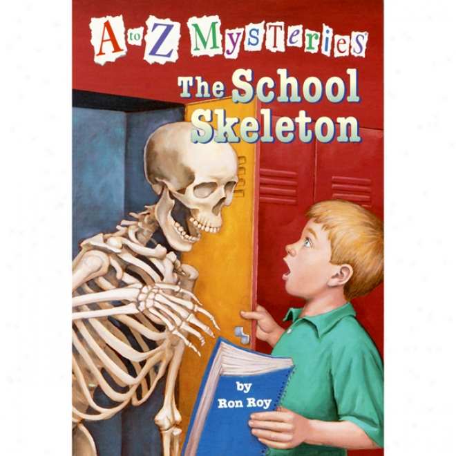 A To Z Mysteries: The School Skeleton (unabridged)