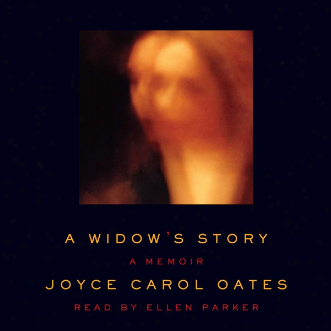 A Widow's Story: A Memoir (unabridged)