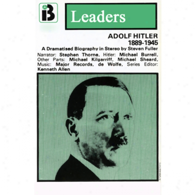 Adolf Hitler: The Leaders Succession (dramatized)