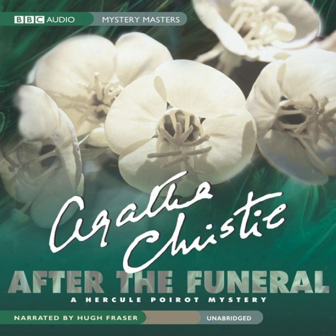 After The Funeral: A Hercule Poirot Mystery (unabridged)
