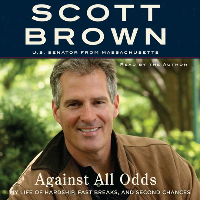 Against All Odds: A Life Of Beating The Odds (unabridged)