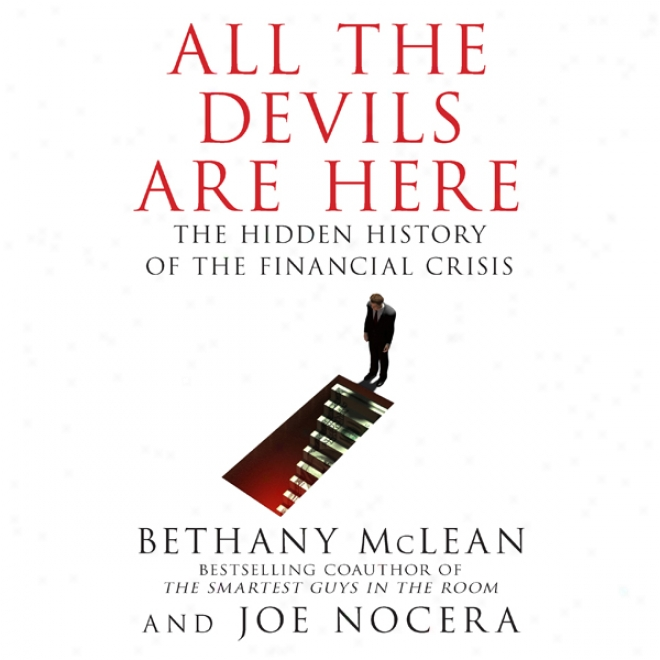 All The Devils Are Here (unabridged)