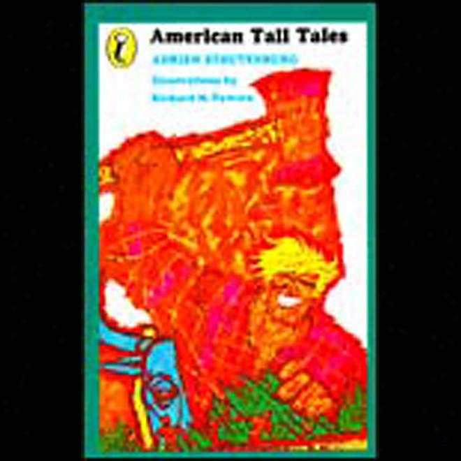 American Tall Tales (unabridged)