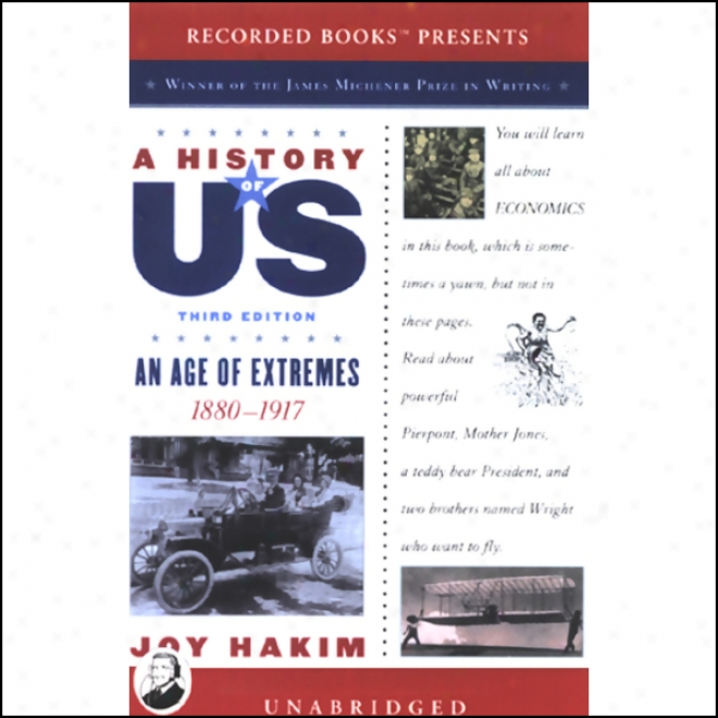 An Age Of Extremes, 1880-1917, A Account Of Us, Book 8 (unabridged)