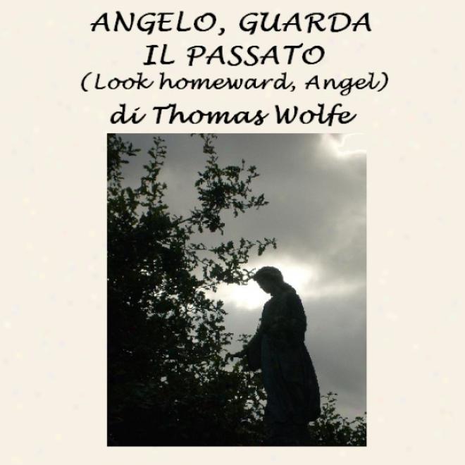 Angelo, Guarda Il Passato [look Homeward, Angel] (unabridged)