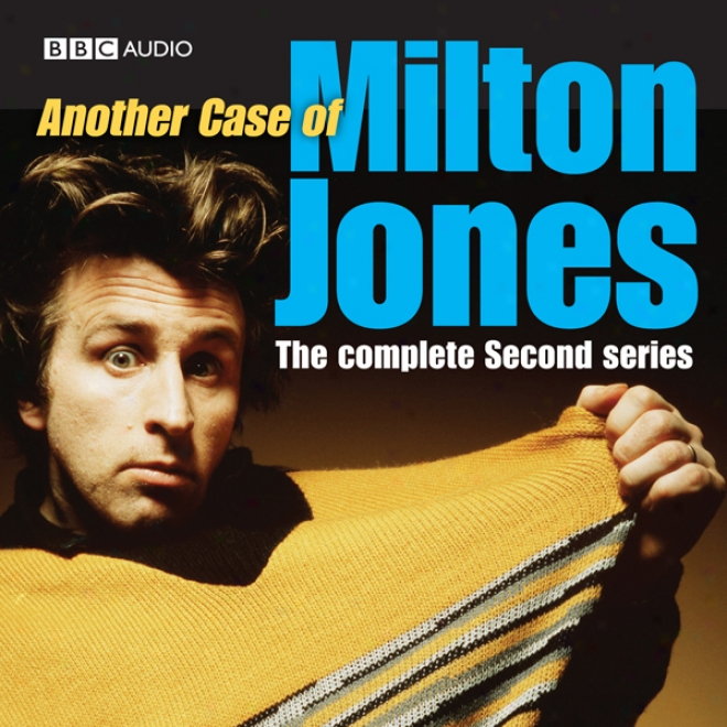 Another Case Of Milton Jones: Series 2, Episode 4