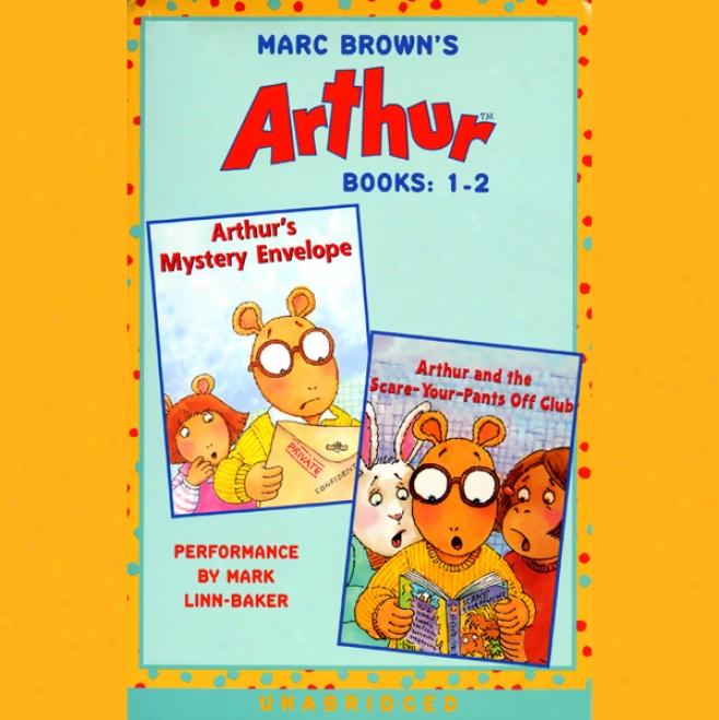 Arthur: Books 1-2 (unabridged)