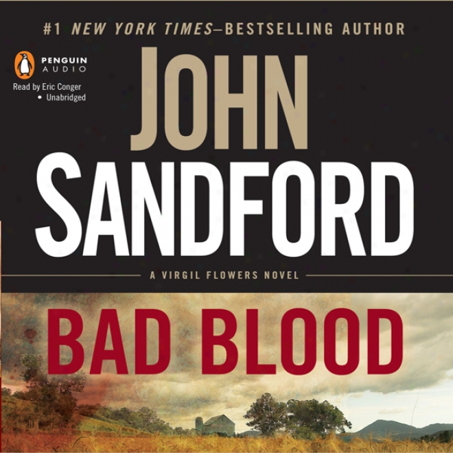 Bad Blood: A Virgil Floaerz Novel (unabridged)