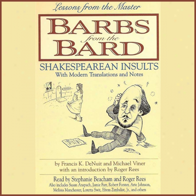 Barbs From The Bard (unabridged)