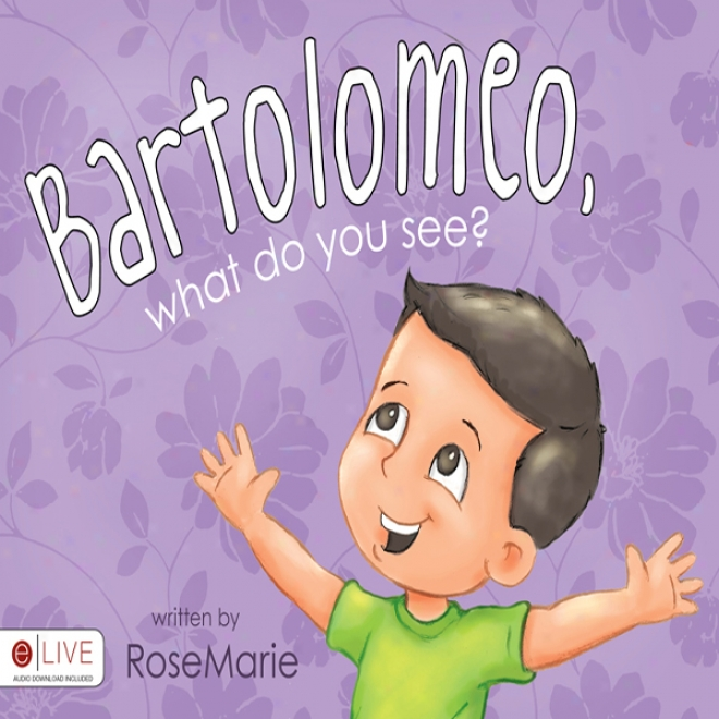 Bartolomeo, What Do You See? (unabridged)