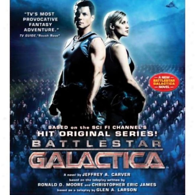 Battlestar Galactica: The Cylons' Secret