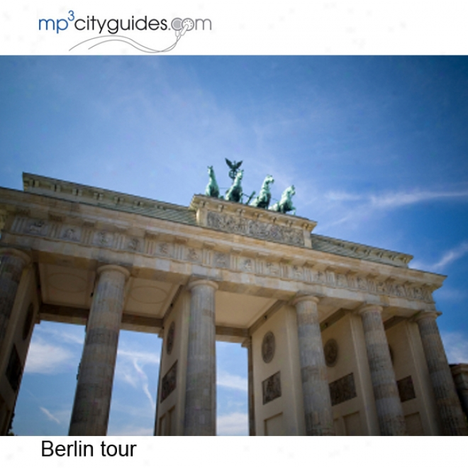 Berlin: Mp3cityguides Walking Journey (unabridged)
