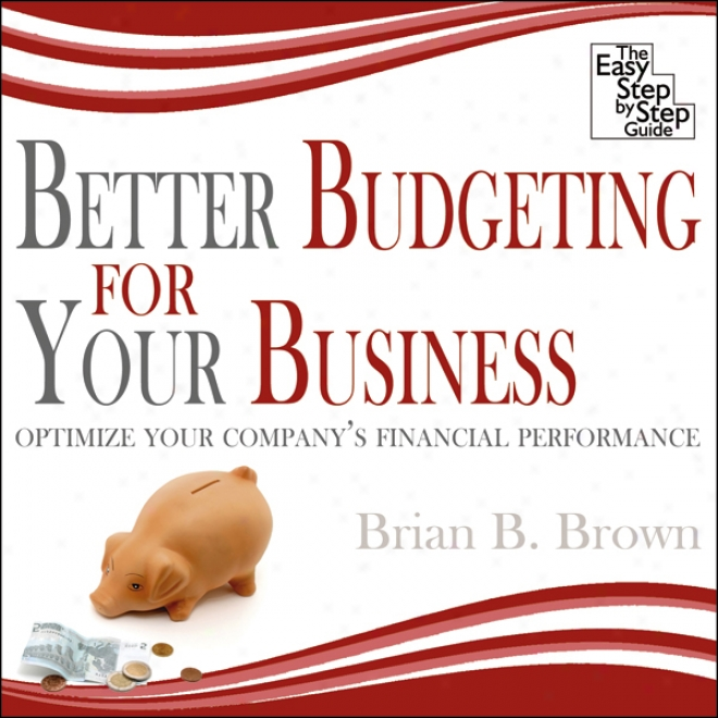 More fit Budgeting For Your Business: Optimize Your Company's Financial Performajce (unabridged)