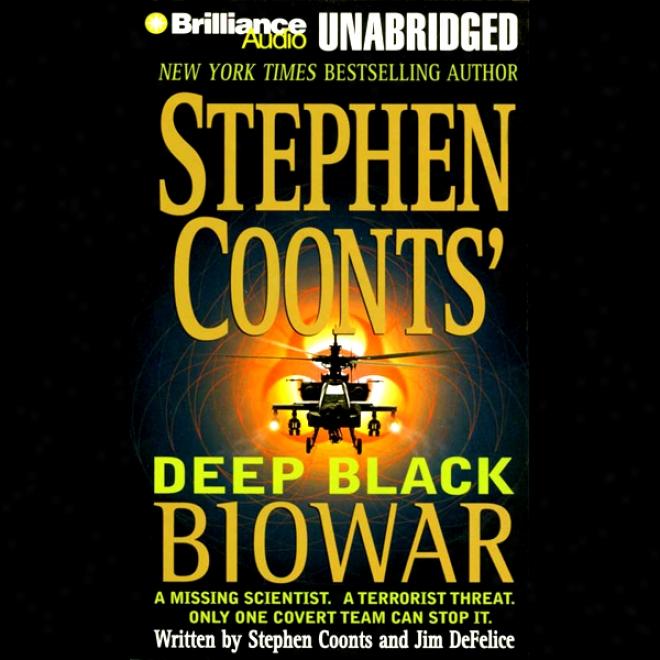 Biowar: Dee0 Black (unabridged)