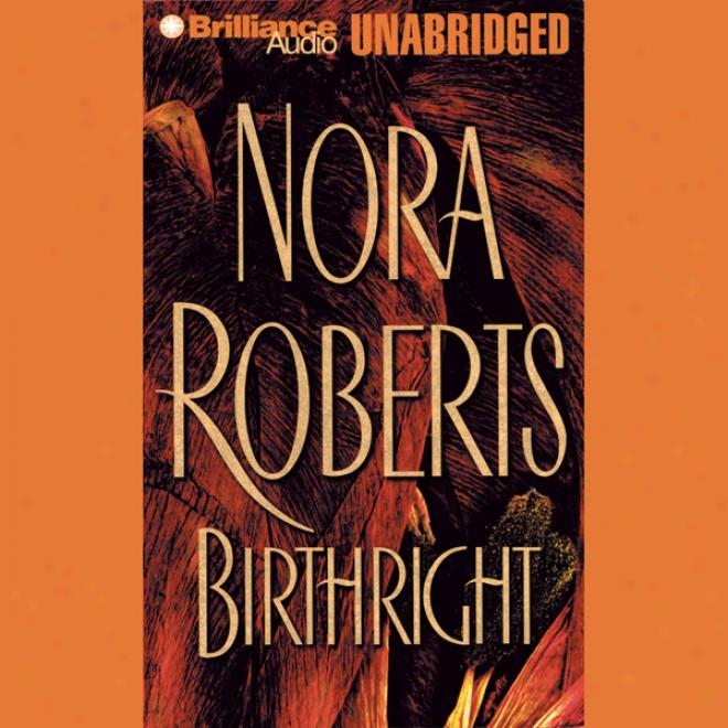 Birthright (unabridged)
