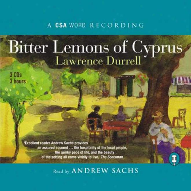 Bitter Lrmons Of Cyprus