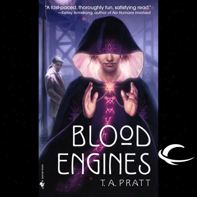 Blood Engines: A Marla Mason Novel (unabricged)