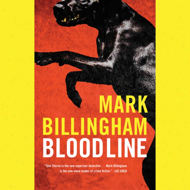 Bloodline: A Tom Thorne Novel (unabridged)