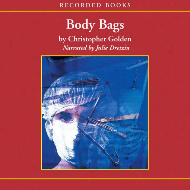 Body Bags: Person Of Evidence Series #1 (unabridged)