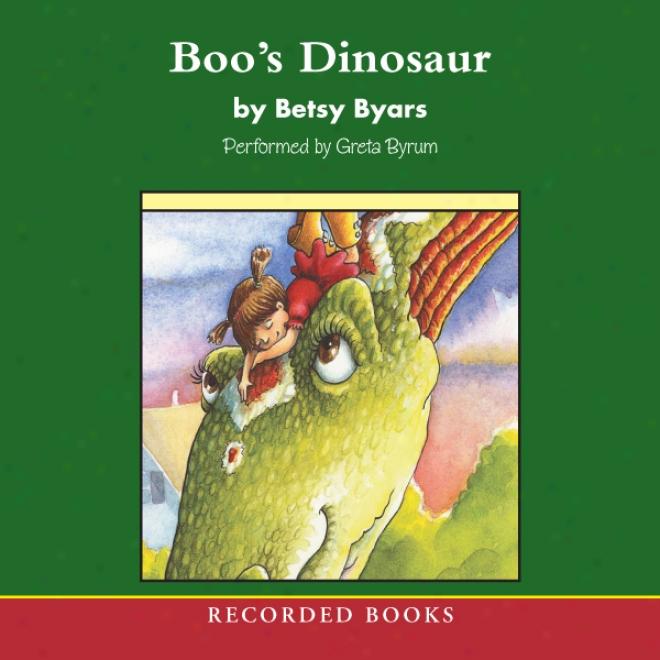 Boo's Dinosaur (unabridged)