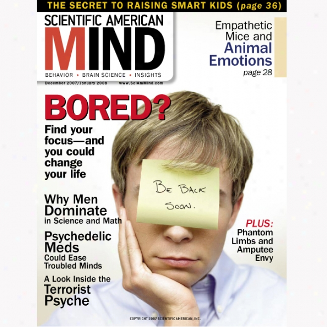 Bored?: Scientific American Mind