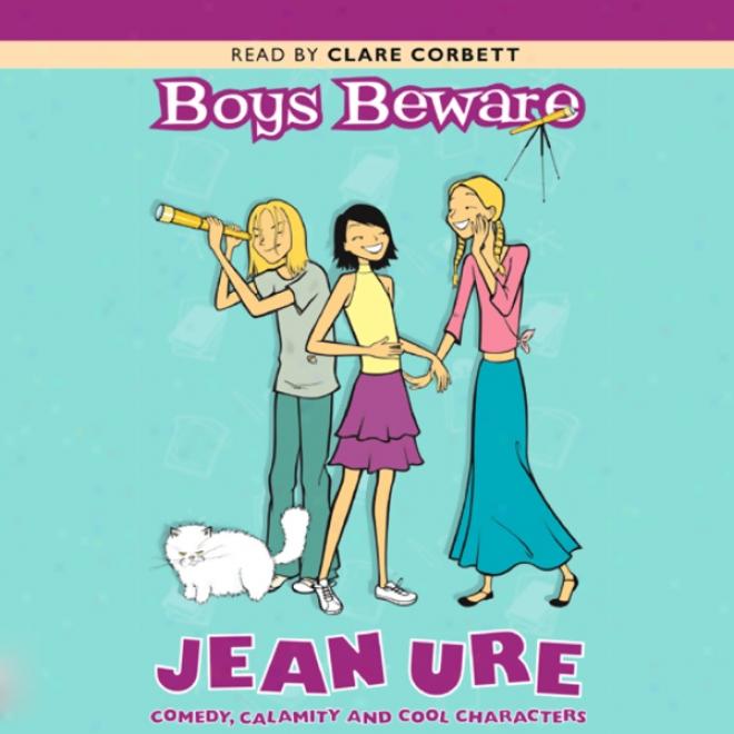 Boys Beware (unabridged)