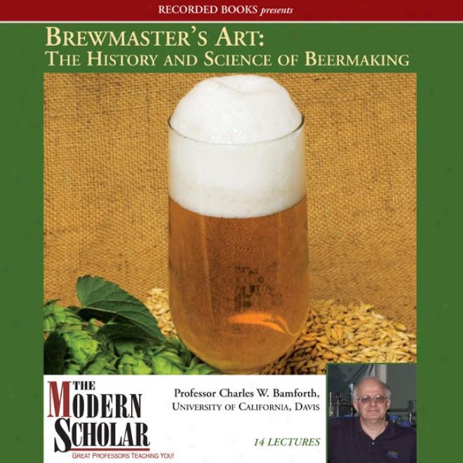 Brewmaster's Art (unabridged)