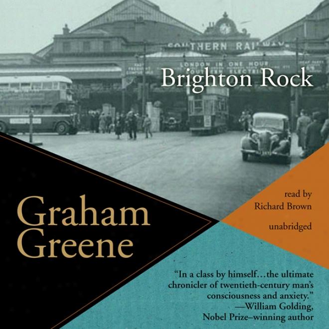 Brighton Rock (unabridged)