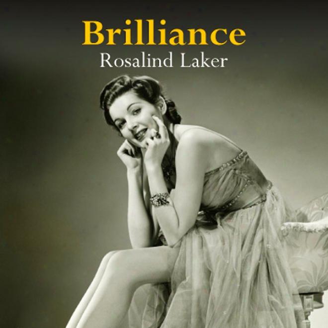 Brilliance (unabridged)