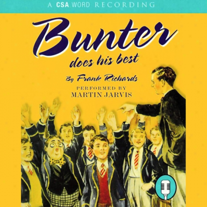 Bunter Dors His With the highest qualification