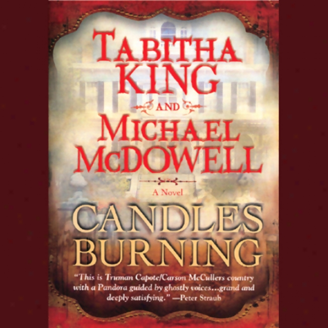 Candles Burning (unabridged)