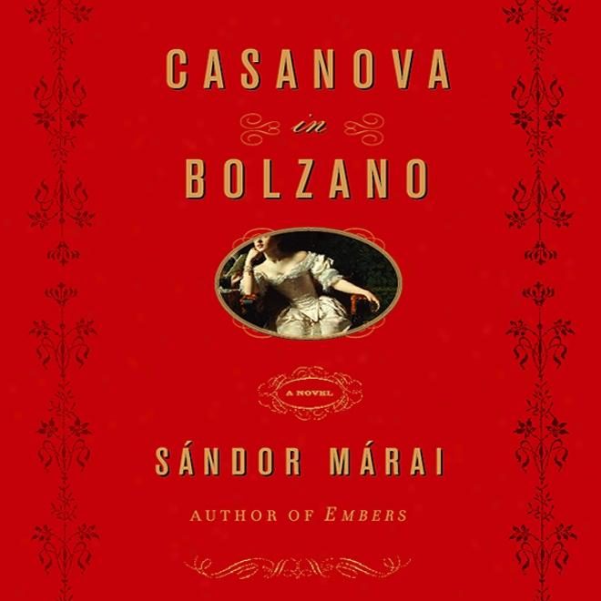 Casanova In Bolzano (unabridged)
