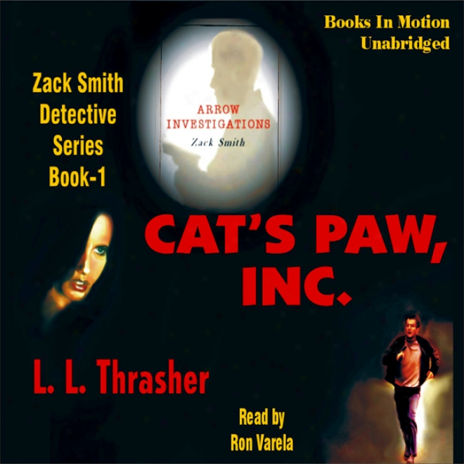 Cat's Paw, Inc.: A Brown Bag Mystery (unabridged)
